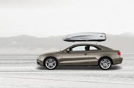 audi a5 roof audi a5 rooftop cargo box