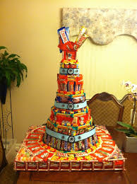 awesome candy cakes candy bar cake so awesome cakes