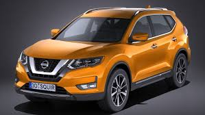 orange nissan rogue nissan rogue 2017