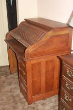 Old Roll Top Desk Antique Roll Top Desk Ebay