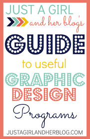 blogs design just a and her blog u0027s guide to useful graphic design programs