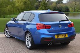 bmw 1 series x drive used 2017 bmw 1 series 120d xdrive m sport 5 door for sale in