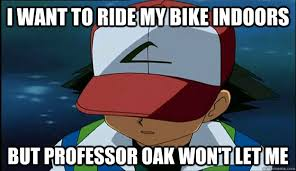 Professor Oak Meme - i have to catch 151 pokemon that s so many first region problems