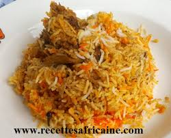 cuisiner du riz blanc recettes africaines de riz recettes africaines