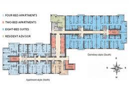 Dormitory Floor Plans by Ucla Housing Floor Plans Escortsea