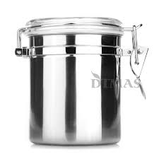 flour and sugar canisters decoration bc542 1 stainless steel