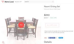 move loot there u0027s a new way to sell your used furniture time