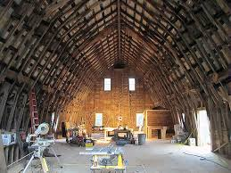 gambrel roof barns warren county barn gets a facelift ncpr news