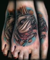 36 best english bulldog tattoos images on pinterest bull