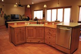 Elevated Dishwasher Cabinet Quail Brush Court Soledad Canyon Earth Builders