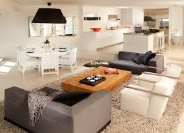 Living Room With Area Rug by Wood Slab Coffee Table Living Room Modern With Area Rug Black And
