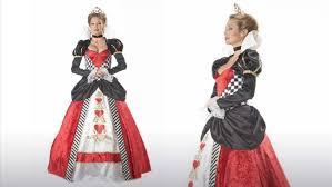 Halloween Costumes Queen Hearts Deluxe Queen Hearts Costume