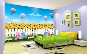 3d wallpaper custom photo wall paper kids u0027 room blue sky white