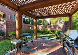 Backyard Patio Cover Ideas Wood Patio Cover Pictures And Ideas