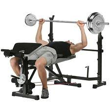 Everlast Olympic Weight Bench Olympic Weight Bench Ebay