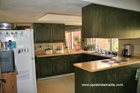time warp kitchen 1970s style sprawlstainable