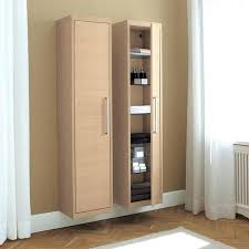 Mirrored Tall Bathroom Cabinet - tall white corner storage cabinet tall corner storage cupboard