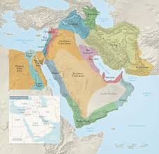 Ancient Middle East Map by Charting U201cthe 17 Nations Of The Middle East U201d Vanity Fair