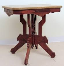 antique marble top pedestal table antiques for antique marble top tables www antiqueslink com
