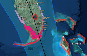 Palm Bay Florida Map Hurricane Irma Path Update Live Latest Track As Models Show Irma
