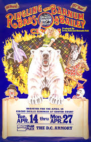 Barnes And Bailey Circus Ringling Bros And Barnum And Bailey Circus Polar Bear Fsu
