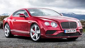 the bentley continental gt has a new face for 2016