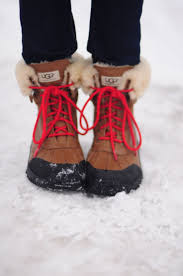 ugg s adirondack winter boots laces for my boots b u n d l e d