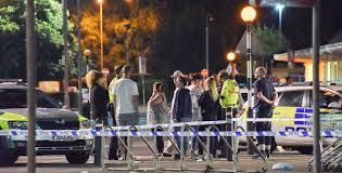 borough market stabbing man seriously injured following stabbing at supermarket swindon link
