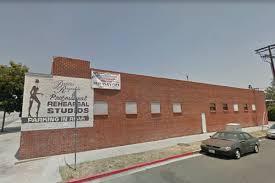 debbie reynolds u0027s north hollywood dance studio is up for auction