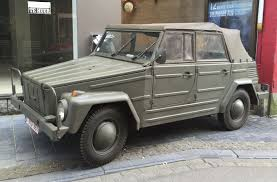 volkswagen type 181 thing technical info