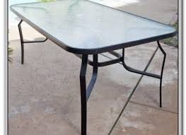 Replacement Glass For Patio Table Replacement Glass Top For Patio Table Jennyoctonails Com