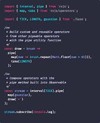 rxjs tutorial github reactive how learn reactive programming with animated cards