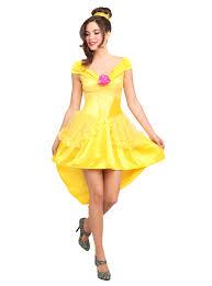 Halloween Costumes Belle Disney Beauty Beast Belle Costume Topic Costume