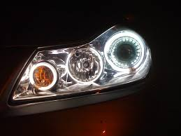 halo lights 06 infiniti m35x nissan forum nissan forums
