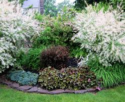 Suburban Backyard Landscaping Ideas by Don U0027t Do That Mierop Design