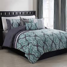 Bed Bath And Beyond Prescott Lorna 5 Piece Comforter Set Bed Bath U0026 Beyond