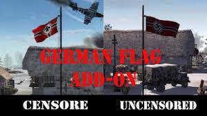 German War Flag Men Of War Assault Squad 2 German Flag Add On Tutorial Youtube