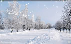 winter snow live wallpaper hd android apps on play