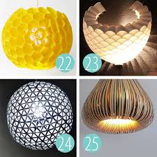 Origami Light Fixture 25 Paper Lamp Shade Inspirations What Else Michelle