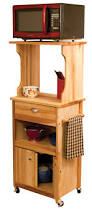 microwave counter stand home appliances decoration catskill microwave cart open shelf closed cabinet catskill cart for microwave oven with hutch butcher block open shelf drawer kitchen islands