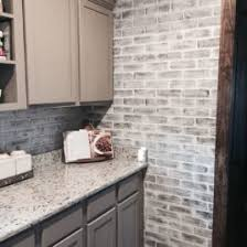 brick tile kitchen backsplash gray brick backsplash gray brick tile kitchen backsplash gray brick