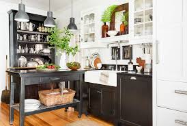 are black and white kitchens in style 20 sophisticated all black kitchen ideas