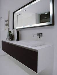 Lighted Bathroom Wall Mirror by Etikaprojects Com Do It Yourself Project