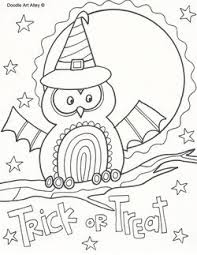 halloween coloring pages for kids 320 best halloween fall color by number and unnumbered coloring
