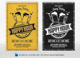 halloween flyer background template happy hour flyer photos graphics fonts themes templates