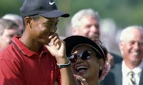 Tiger Woods Tiger Woods Still U0027deathly Afraid U0027 Of His Mother Golfweek