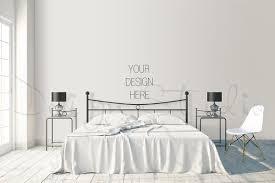 interior psd bedroom photography product mockups creative market