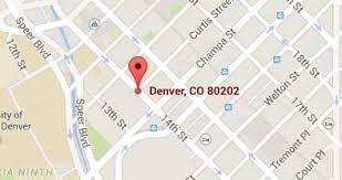 denver theatre maps directions parking dcpa