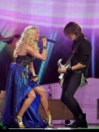 carrie underwood photos photos carrie underwood with hunter