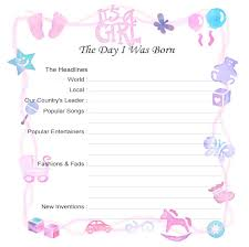 baby doll birth certificate template 5 best and various